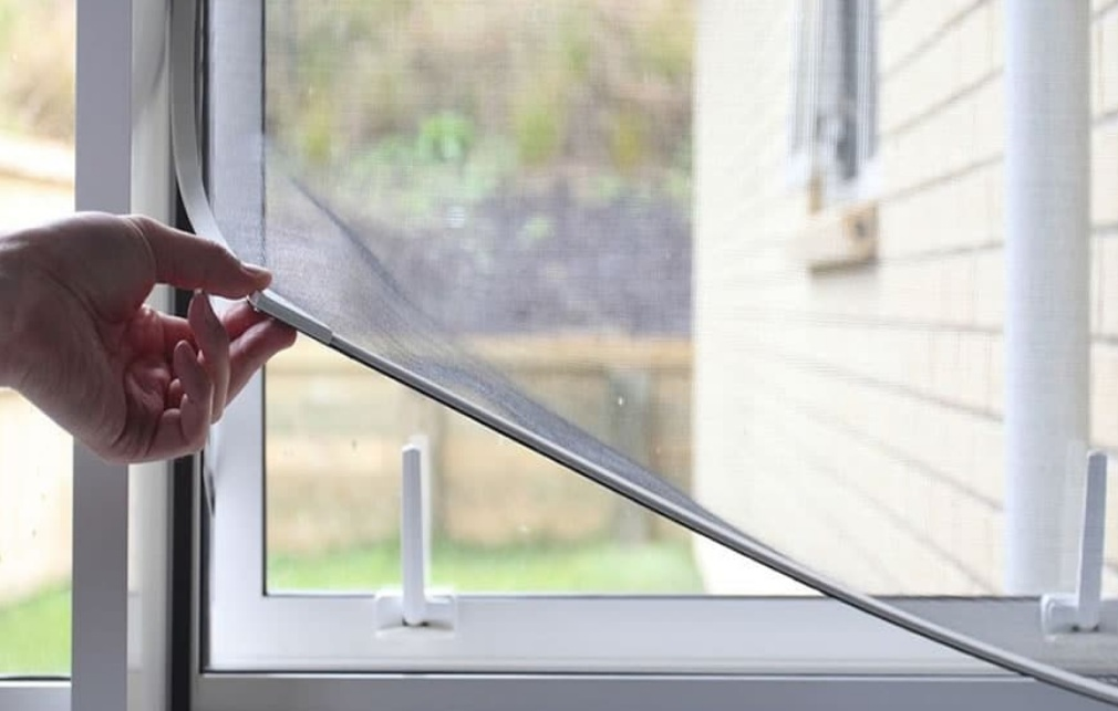 Magnetic Mosquito Screen