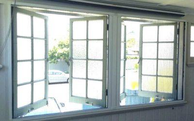 Casement Window Screens