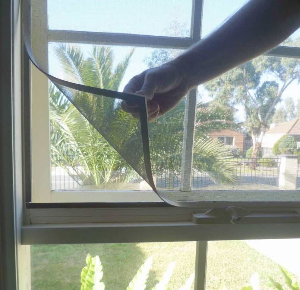 best magnetic fly screens for windows