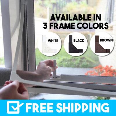 diy window flyscreen buy online