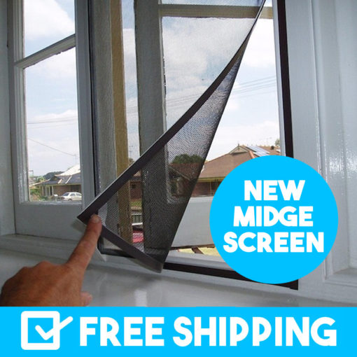 where to buy midge flyscreen online