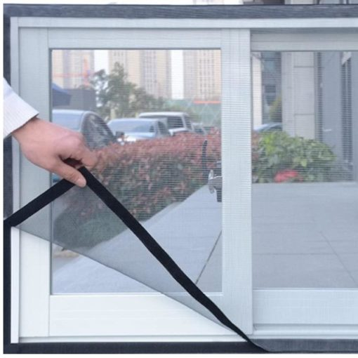 temporary window screens usa
